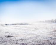 Winter test track