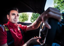 Ferrari Test driver