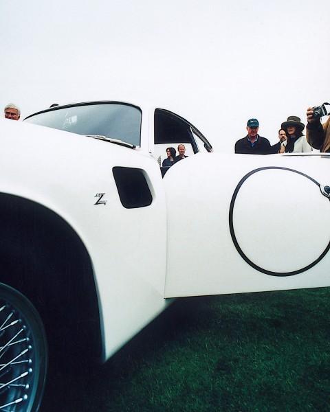 White Zagato