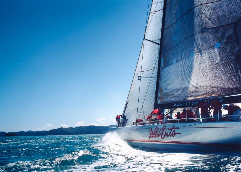 Widsunday Islands regatta