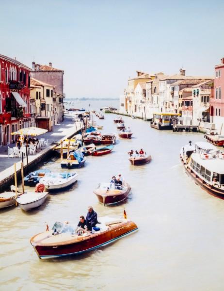 RIVA parade in Venice