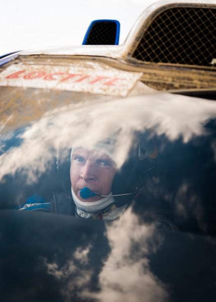 Dirk von Zitzewitz, Rallye Dakar winner