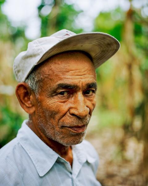 Jose Rodriguez, cocoa farmer