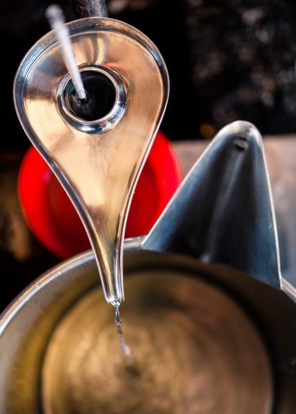Distillling Gentian