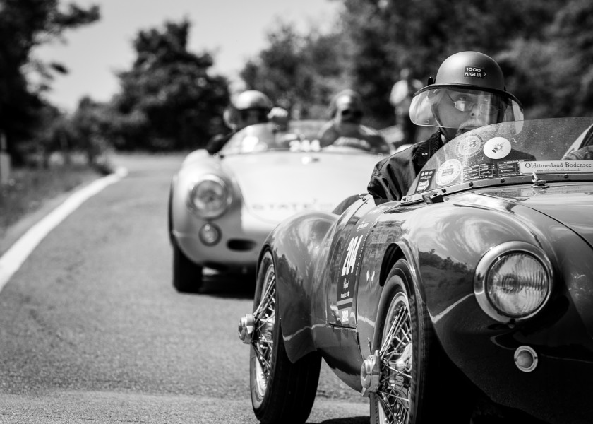 Street Racing, Mille Miglia