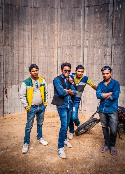 Rajkumar, Shahrukh, Nadeem, Raheem Khan