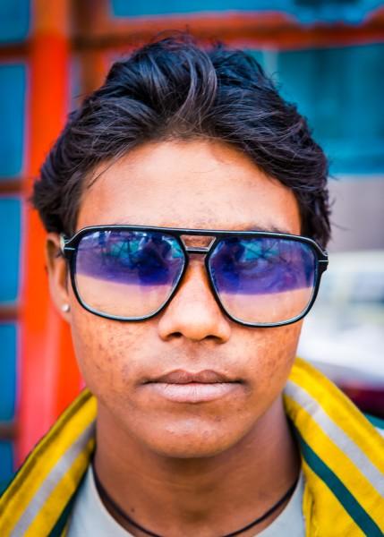 Rajkumar, motorcycle rider