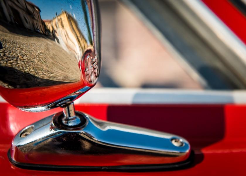 Alfa Romeo Giulietta detail