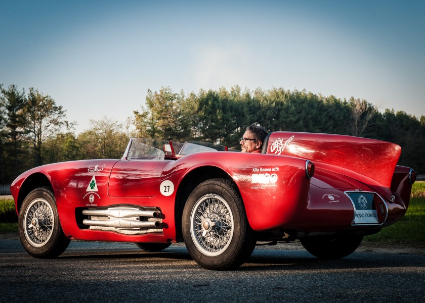 Alfa Romeo Tipo 750 Competizione