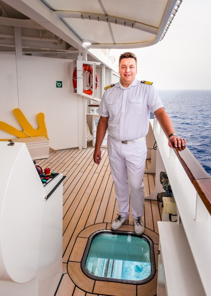 Captain van Zwamen