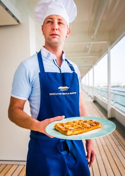 The waffle master
