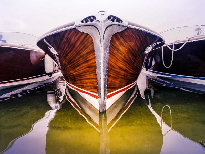 RIVA Bow in Sweden