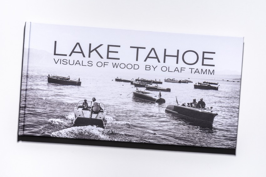 Lake Tahoe - Visuals of Wood