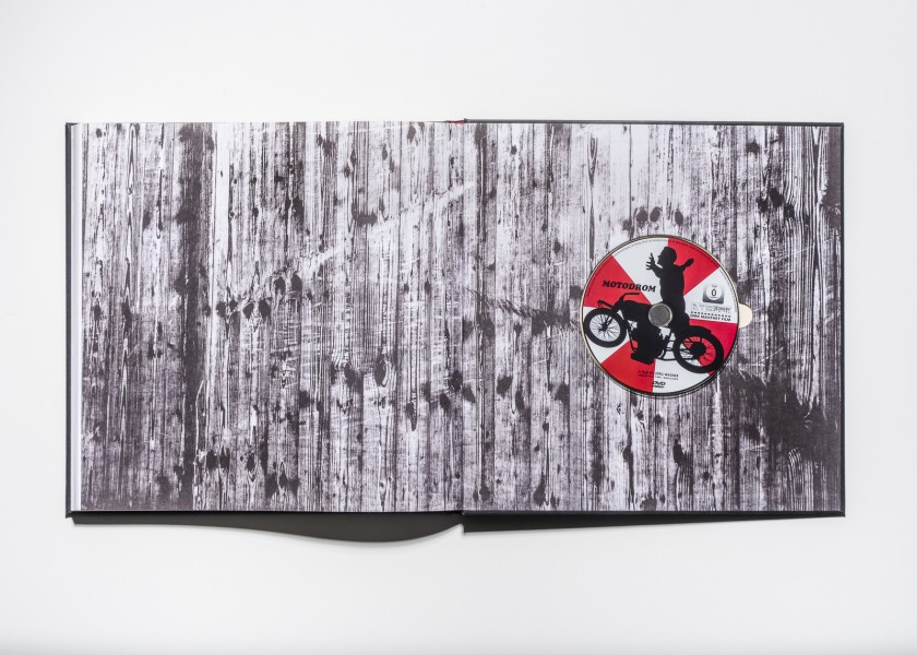 Wall of Death book and DvD - MOTODROM