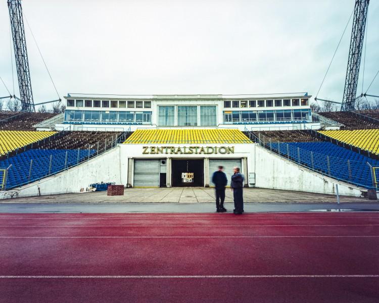 East tribune, SportForum
