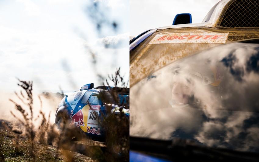 VW Race Touareg - Dirk von Zitzewitz