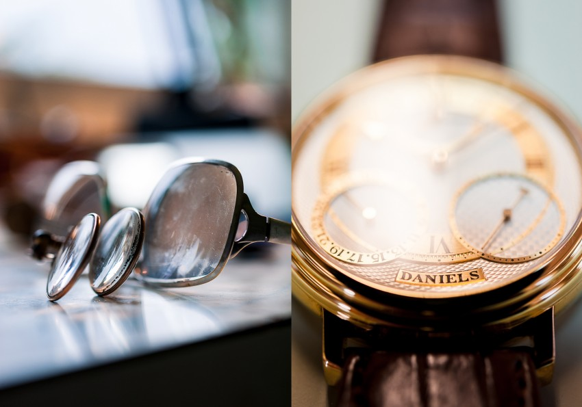 G. Daniels - Anniversary watch